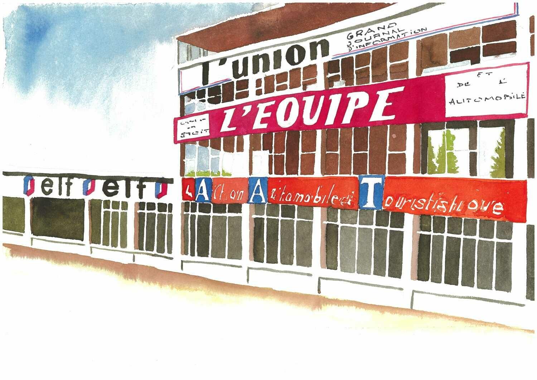 Le circuit de Reims-Gueux