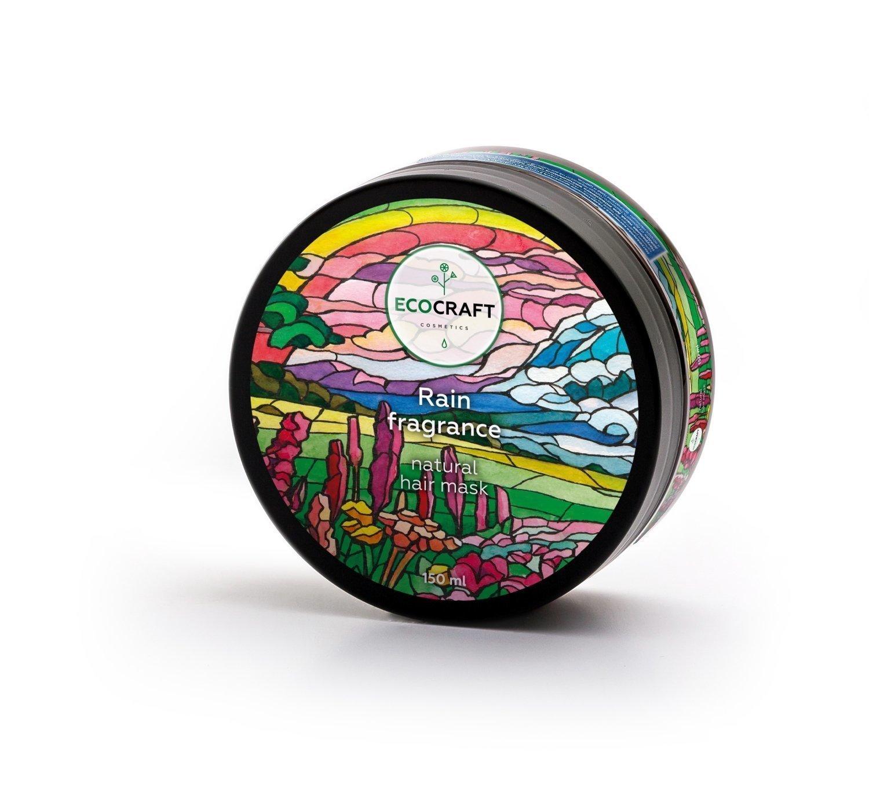 """Маска для интенсивного восстановления сильно поврежденных волос """"Rain fragrance"""" Аромат дождя ECOCRAFT Cosmetics"""