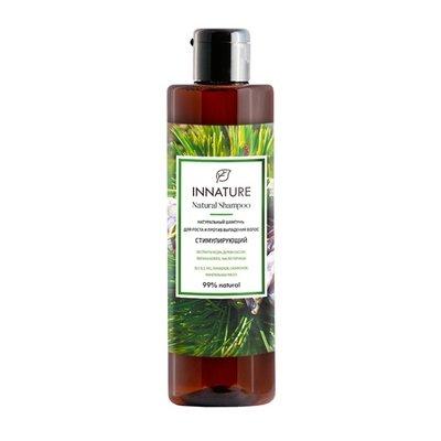 Натуральный шампунь для роста и против выпадения волос
