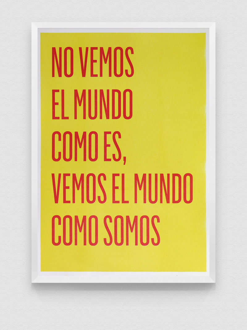 """Poster Risografía """"ComoSomos"""" 18-03"""