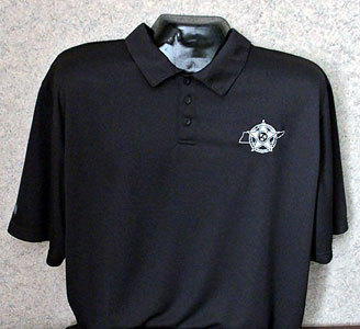 Holloway Dry Excel Polo - Black 00004