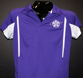 Holloway Dry Excel Polo - Purple (Limited quantity)