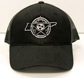 Hat - Black with TSA Logo