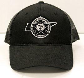 Hat - Black with TSA Logo