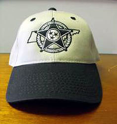 Hat - Black & Khaki with TSA Logo 00016