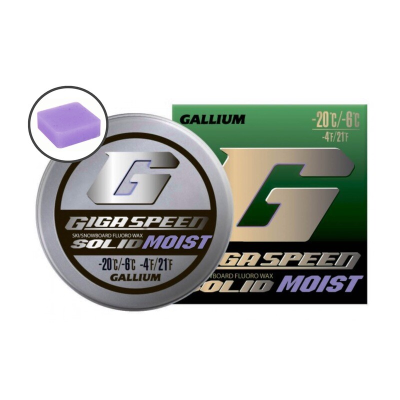 Gallium GIGA SPEED Solid MOIST