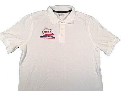 OFFICIAL NPBA Golf Shirt