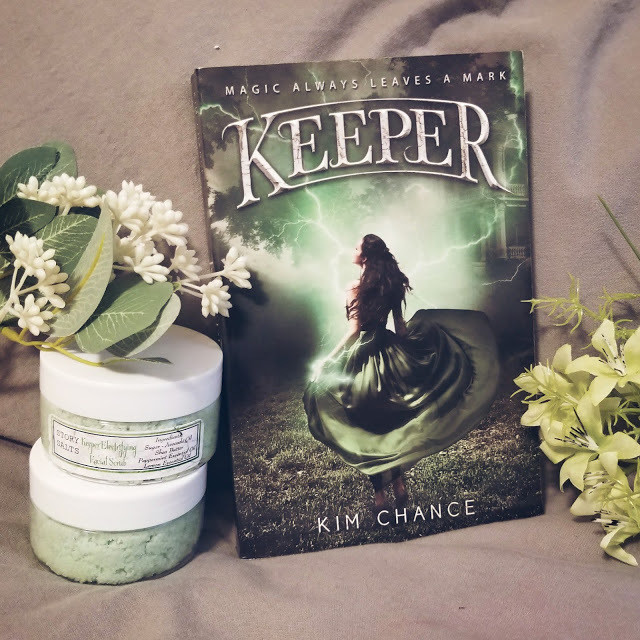 Keeper Electrifying Facial Scrub (Peppermint & Lemon)