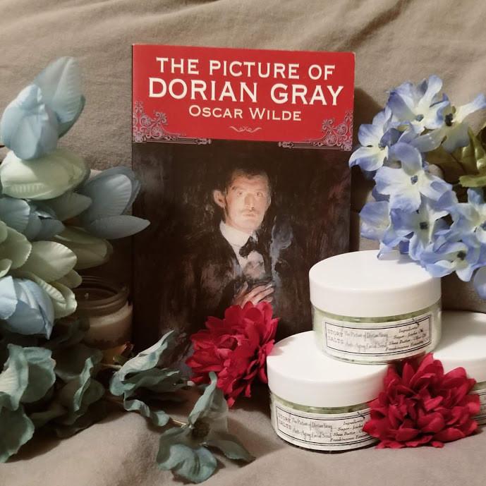 The Picture of Dorian Gray Anti-Aging Facial Scrub  (Frankincense)