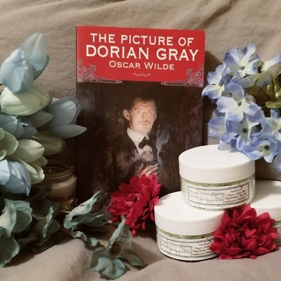 The Picture of Dorian Gray Anti-Aging Facial Scrub  (Frankincense)