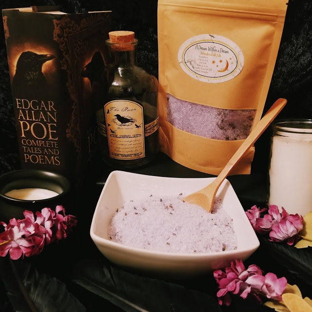 A Dream Within a Dream Bath Salts (Lavender)