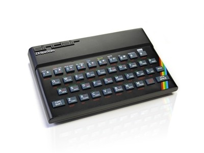 Sinclair ZX Spectrum refurbished