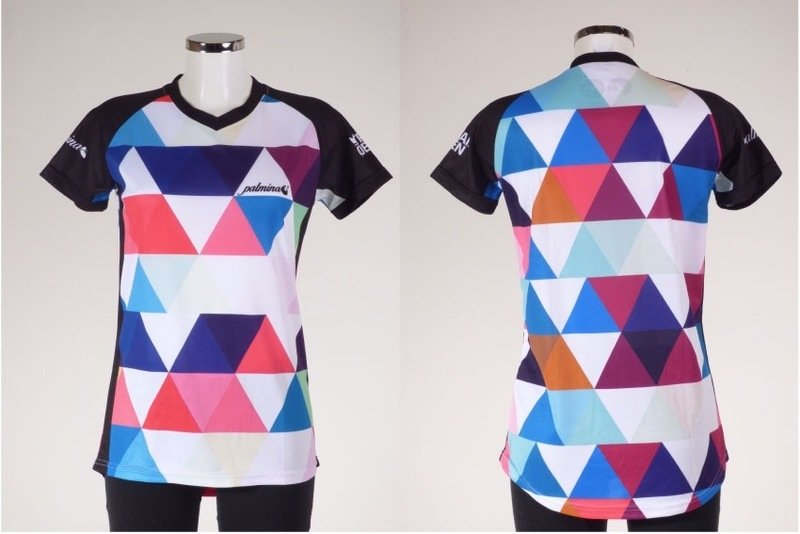 triangle short sleeve