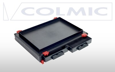 2 FRONTAL DRAWERS AND LINE WINDER TRAY MODULE