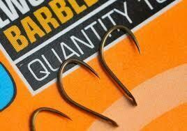 LWG Hook - Barbless spade end