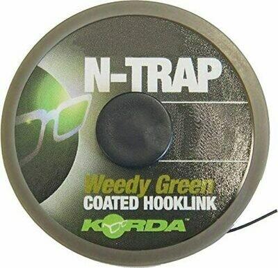 N-Trap Soft 20lb Weedy Green
