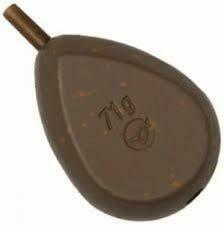 Flat Pear Inline 4 oz / 112 gr.