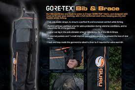 GURU HH GORE-TEX BIB & BRACE