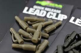 Quick Release Clip Clay / Gravel