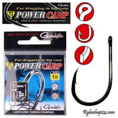 Power Carp Ring Eye