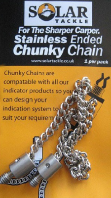 STAINLESS CHAIN STAINLESS ENDED 12 INCH