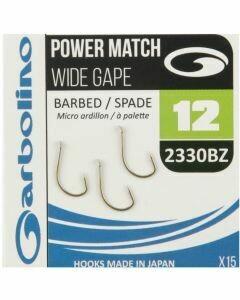 POWER MATCH WIDE GAPE / 2330 BZ nr. 20