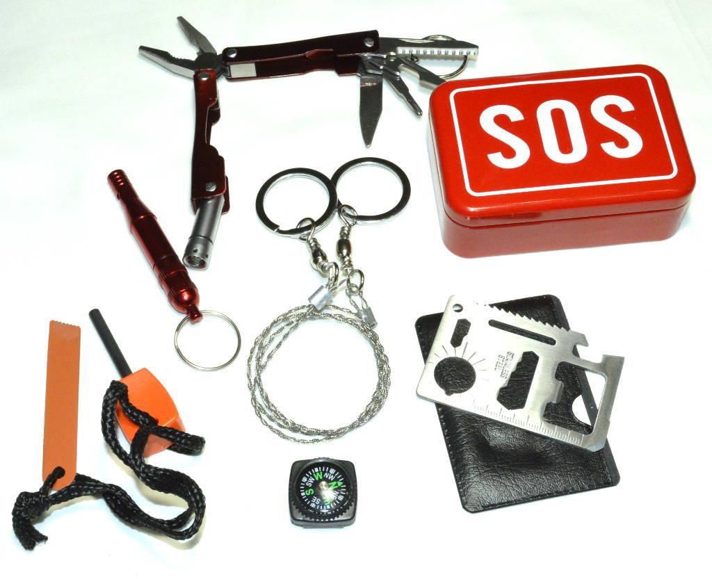 Набор для выживания SOS-22015 sos-22015