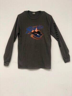 Gray Bandits Long Sleeve