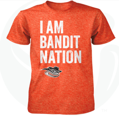 Bandit Nation T-shirt