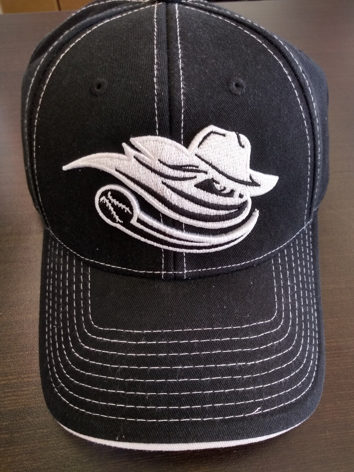 Black And White Adj Hat
