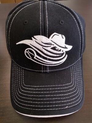 Black And White Adj Hat