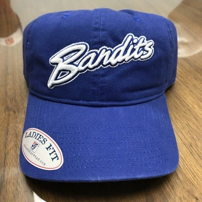 Blue Ladies Fit ADJ Hat