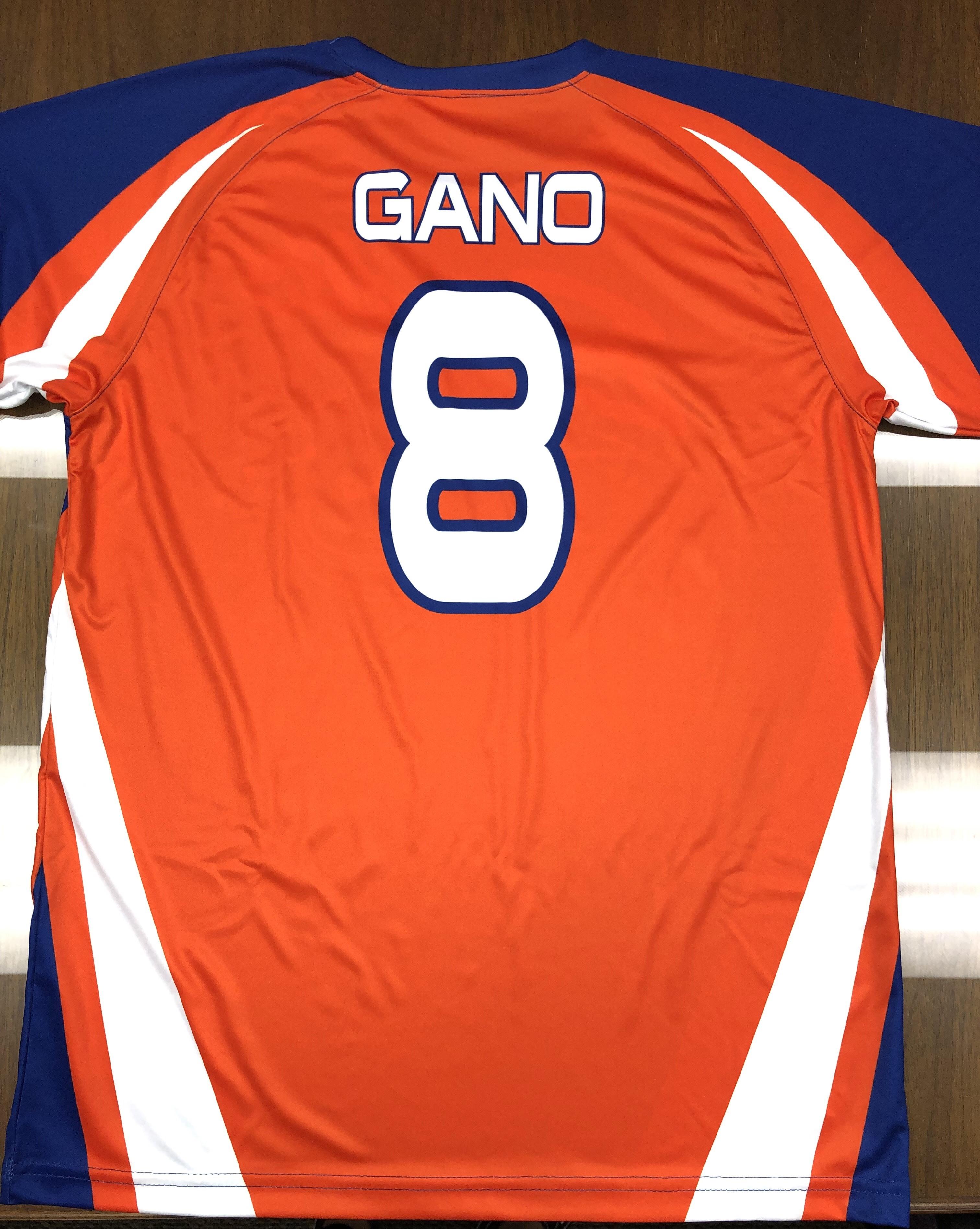 Courtney Gano Batting Practice Replica Jersey 25009