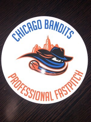 Bandits Color Car Decal