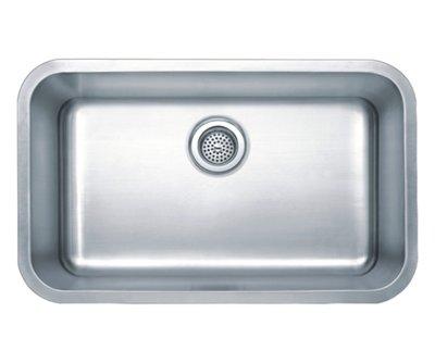 Wells Single Bowl Undermount Sink