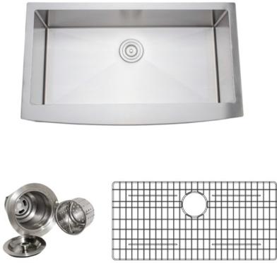 Wells Single Farmhouse Sink package