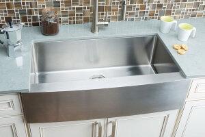 Hahn Farmhouse Extra Large Single Bowl Sink