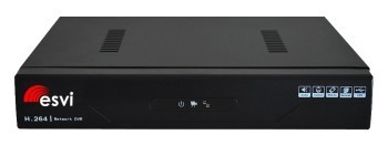 EVD-8104-7 IP видеорегистратор 4 потока 5.0Мп, 1HDD
