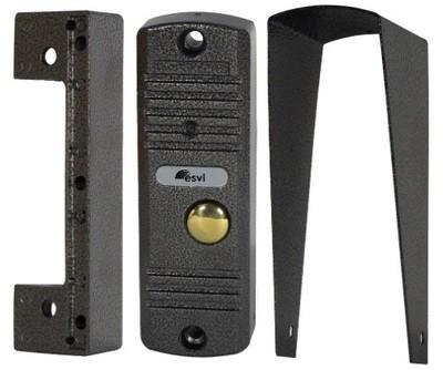 EVJ-BC6 (s) Вызывная панель к видеодомофону, 600ТВЛ (серебро)