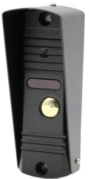 EVJ-BC6 (b) Вызывная панель к видеодомофону, 600ТВЛ (черный)