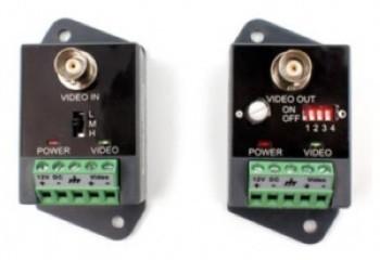 HM-A351TR активный комплект передачи видео сигнала по витой паре