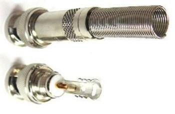 BNC-C03W Разъем BNC, универсальный под пайку