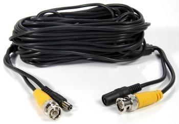BD-5 Кабель для видеонаблюдения BNC+DC, 5м