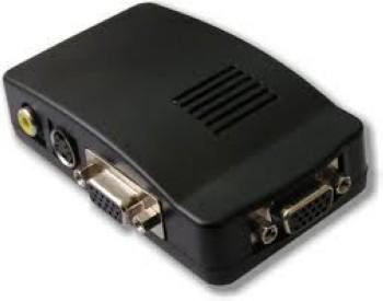 HM-501C Конвертер видеосигнала