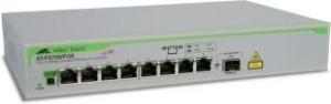 Коммутатор ALLIED TELESIS AT-FS708/POE-50, 8 портов с поддержкой PoE