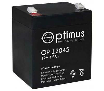 OP 4,5-12 Аккумуляторная батарея 12В, 4.5А*ч