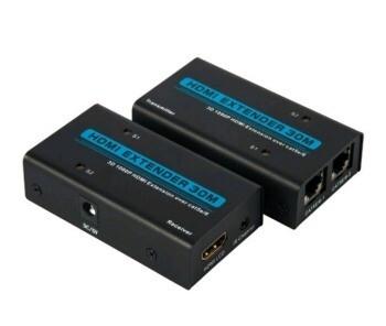 HM-ED50 Комплект передачи HDMI сигнала по витой паре на 50 метров