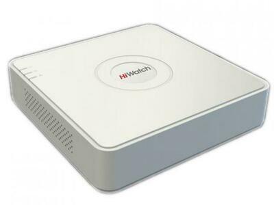 DS-N204(B) - 4-канальный IP-регистратор