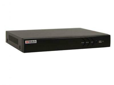 DS-N332/2 - 16-ти канальный IP-регистратор c PoE