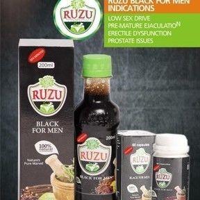 Ruzu Black Erectile dysfunction Package